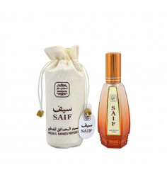 Saif Water Perfume 60 ml (Bag)