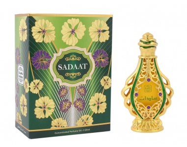 Sadaat Concentrated Perfume Oil 20 ml