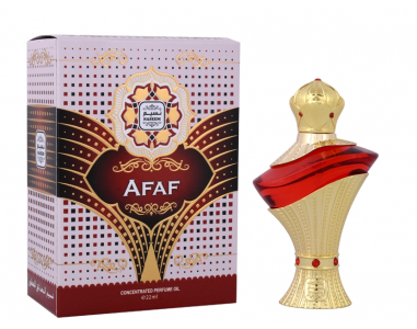 Afaf Concentrated Perfume Oil 22 ml